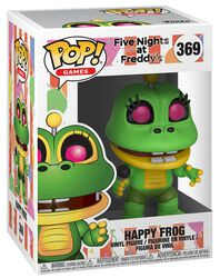 Pizza Sim - Happy Frog - Funko Pop! n° 369