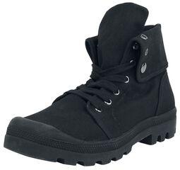 Chaussures Militaires Montantes En Toile