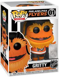 NHL Mascots Philadelphia Flyers - Gritty - Vinylfiguur 01
