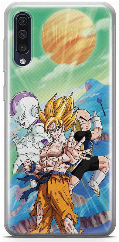 Dragon Ball Z - Revanche de Goku contre Freezer - Samsung
