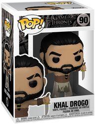 Khal Drogo Vinyl Figuur 90