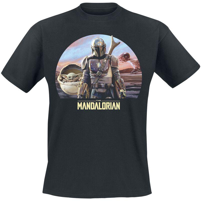 The Mandalorian - Bounty Hunter And The Child