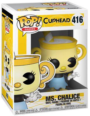 Figurine En Vinyle Ms. Chalice 416
