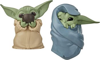 The Mandalorian - The Child (Baby Yoda) Set of 2