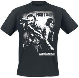 Rick Grimes Et Daryl Dixon - Fight Or Die