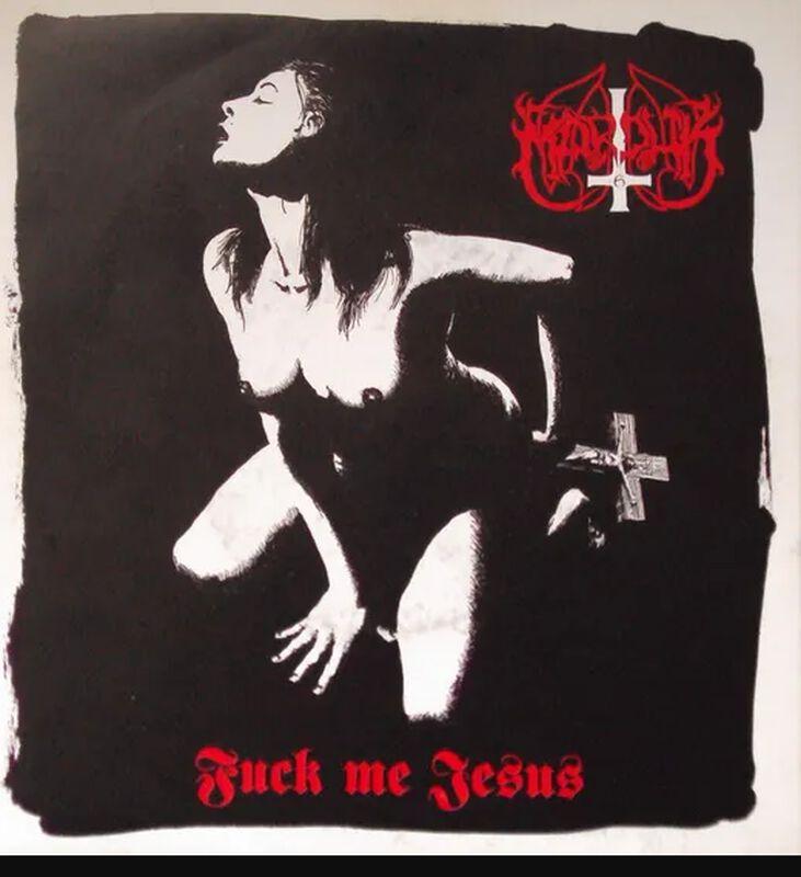 Fuck me Jesus