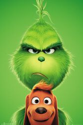 The Grinch and Max