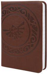 Premium A6 Notebook