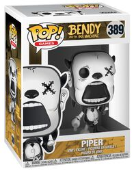 Bendy And The Ink Machine Figurine En Vinyle Piper 389