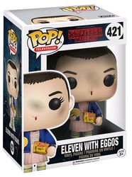 Onze Avec Des Eggos (Chase Possible) - Funko Pop! n°421