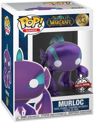 Murloc (Blizzard 30th) (Métallique) - Funko Pop! n°33