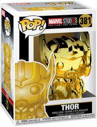 Marvel Studios 10 - Thor (Chrome) - Funko Pop! n°381