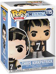 Chris Kirkpatrick Rocks Vinylfiguur 115