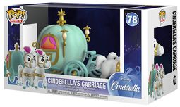 Cinderella's Carriage (Pop! Rides) Vinylfiguur 78