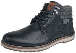 Boots Low Black
