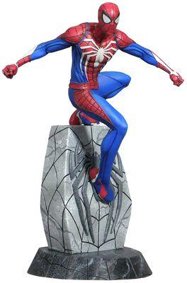 2018 Marvel Video Game Gallery Statue Spider-Man