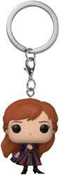 La Reine des Neiges 2 - Anna Pocket Pop! Porte-clés