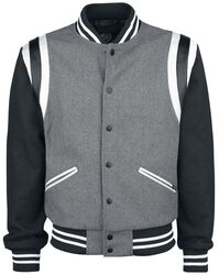 Veste Varsity Johnny