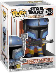 The Mandalorian - Heavy Infantry Mandalorian Vinylfiguur 348