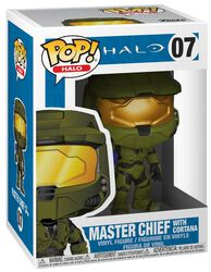 Master Chief With Cortana Vinylfiguur 07