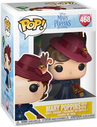 Mary Poppins with Kite Vinylfiguur 468