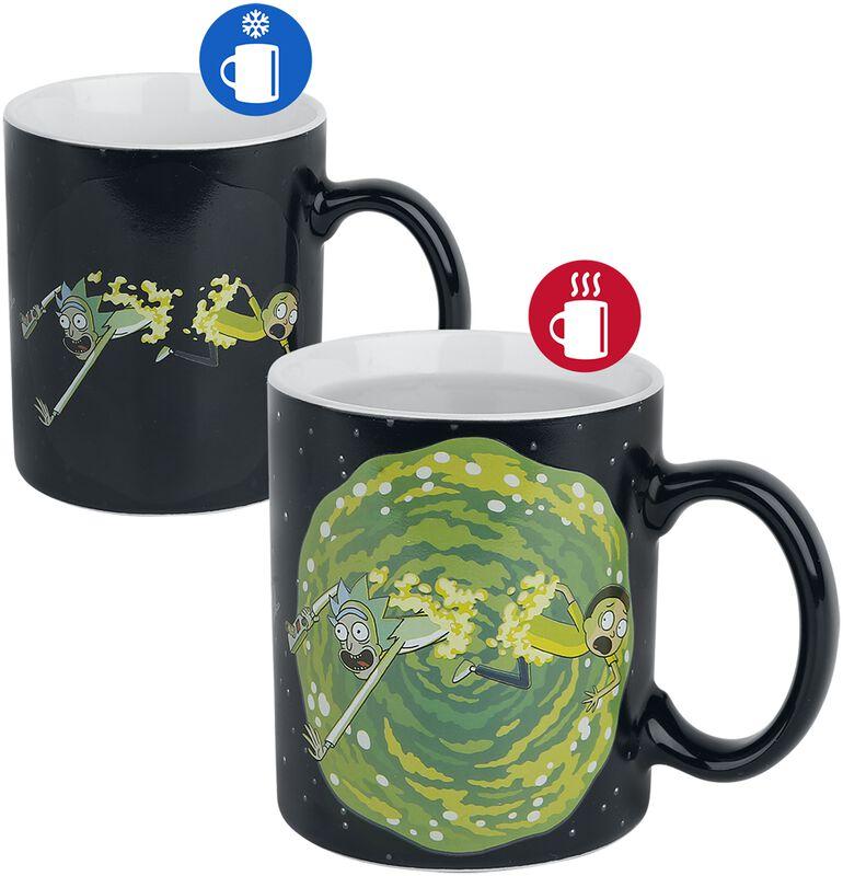 Portal - Heat Change Mug