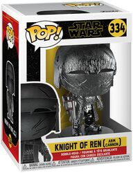 Episode 9 - The Rise of Skywalker - Knight of Ren (Arm Cannon) (Chrome) Vinylfiguur 334