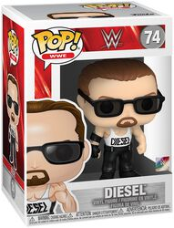 Diesel (Éd. Chase Possible) - Funko Pop! n°74