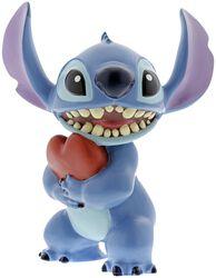 Figurine Stitch & Cœur
