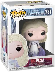 La Reine Des Neiges 2 - Elsa - Funko Pop! n°731