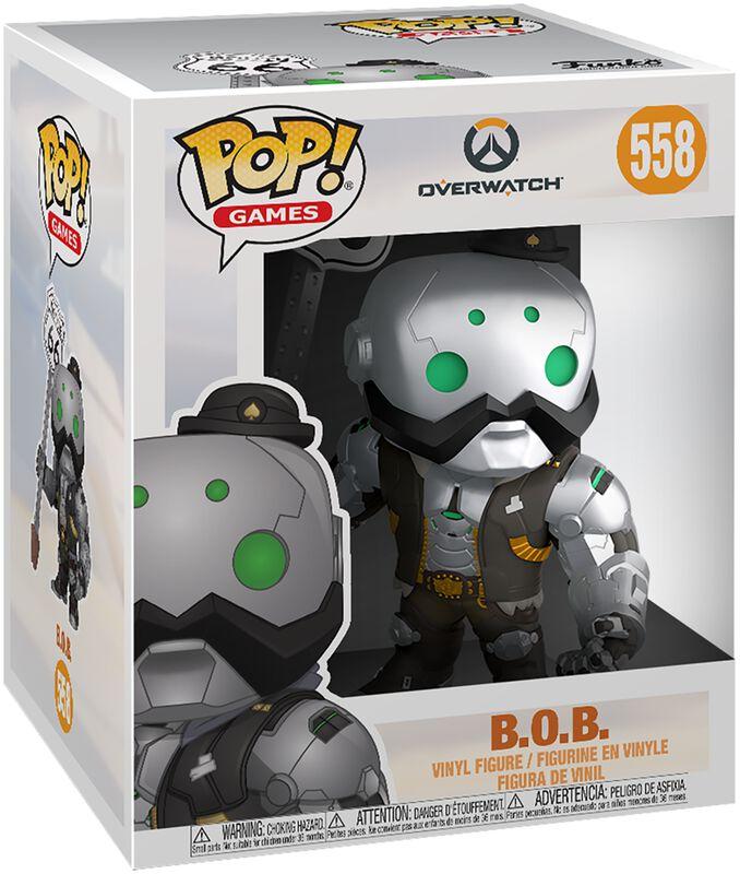 B.O.B. (Figurine Oversize) - Funko Pop! n°558