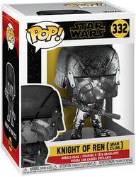 Episode 9 - The Rise of Skywalker - Knight of Ren (War Club) (Chrome) Vinylfiguur 332