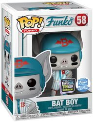 Fantastik Plastik Bat Boy (Funko Shop Europe) Vinylfiguur 58