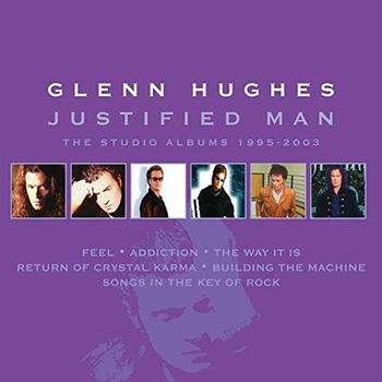 Justified man - The studio albums 1995-2003