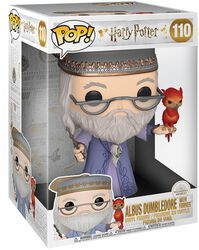 Dumbledore With Fawkes (Life Size) Vinylfiguur 110