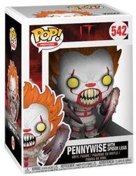 Pennywise with Spider Legs Vinylfiguur 542