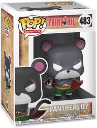 Pantherlily Vinylfiguur 483