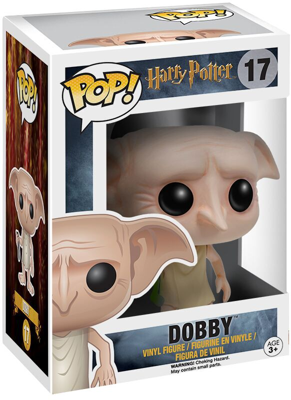 Dobby Vinylfiguur 17