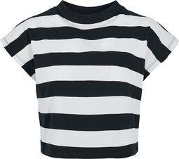 T-Shirt Court Rayures