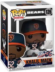 Chicago Bears - Khalil Mack Vinylfiguur 126