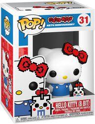 Hello Kitty (8 Bit) (Kans op Chase) - Vinylfiguur 31