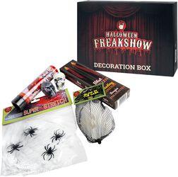 Halloween Freakshow Coffre À Décorer