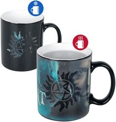 Sam and Dean - Heat Change Mug