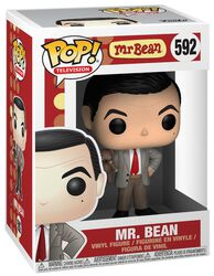 Mr. Bean with Teddy (kans op Chase) Vinylfiguur 592
