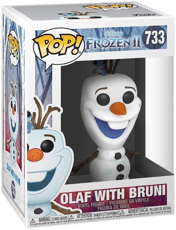 2 - Olaf With Bruni Vinylfiguur 733