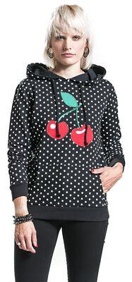 Sweat À Capuche Big Cherry