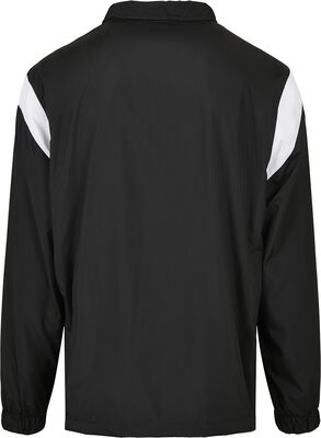 Half Zip Retro Jacket