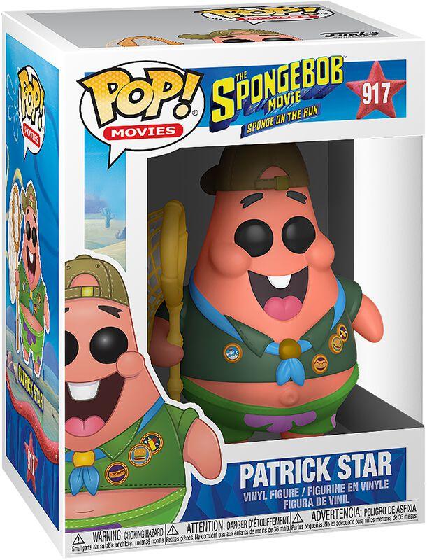 Bob L'Éponge 3 - Patrick L'Étoile De Mer - Funko Pop! n°917